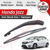 Honda Jazz Arka Silecek Silgi Kolu Ve Süpürgesi...