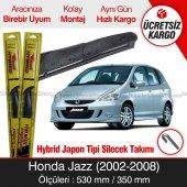 Honda Jazz Silecek Takımı (2002 2008) İnwells...