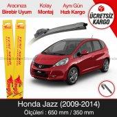 Honda Jazz Silecek Takımı (2009 2014) İnwells...