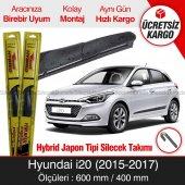 Hyundai İ20 Silecek Takımı (2015-2017) İnwells Hybrid Hibrit