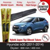 Hyundai İx35 Silecek Takımı (2011 2014) İnwells...