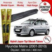 Hyundai Matrix Silecek Takımı (2001 2010)...