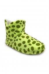 Walkie Safari Yeşil Kadın Ev Botu
