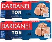 Dardanel Ton Balık Klasik 3x80 Gr 2li Paket