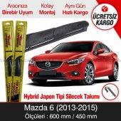 Mazda 6 Silecek Takımı (2013-2015) İnwells Hybrid Hibrit