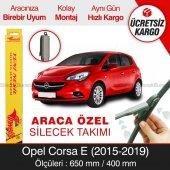 Opel Corsa E Silecek Takımı (2015-2019) İnwells Muz