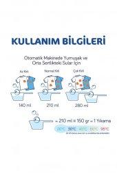 Bingo Oxyjen Hipoalerjenik Sıvı Çamaşır Deterjanı 1.950 ml 30 Yıkama 8690536904983-4