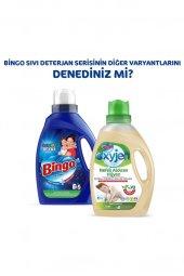 Bingo Oxyjen Hipoalerjenik Sıvı Çamaşır Deterjanı 1.950 ml 30 Yıkama 8690536904983-7