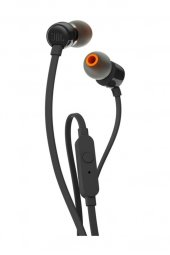 Jbl T110 Kablolu Kulak İçi Kulaklık Ct Ie Siyah