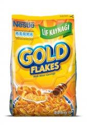 Nestle Gold Flakes Mısır Gevreği 225 G