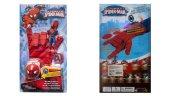 Spiderman Disk Atan Eldiven Örümcek Adam Figürlü Eldiven