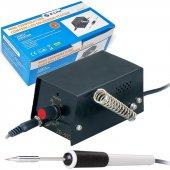 Powermaster Zd 927 12 Volt 8 Watt Mini Isı Ayarlı Havya İstasyonlu (100*c 450*c)