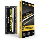 Corsair Vengeance SODIMM 16GB 2400Mhz DDR4 CMSX16GX4M1A2400C16 Notebook Bellek