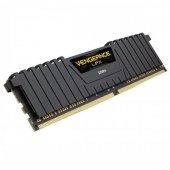 Corsair Vengeance 32GB(2x16) 3000MHz DDR4 CMK32GX4M2D3000C16  Bellek (Siyah)-3