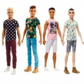 Barbie Yakışıklı Ken Bebekler Dwk44