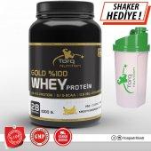 Torq Nutrition Gold Whey Protein Tozu 1000 Gr - Muz Aromalı