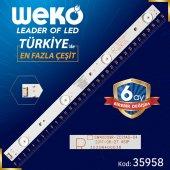 Weko SW40D09R-ZC21AG-04 4 Ledli 32 cm