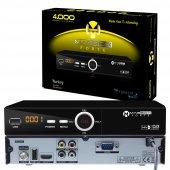 Magbox Forte Full Hd Usb Pvr Kasalı Uydu Alıcısı Tkgsli (Hdmı Rca)