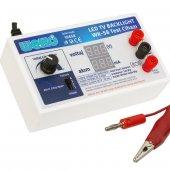 Weko Led Tv Backlıght Voltaj Amper Ölçer Sesli Test Cihazı Output 0 230v