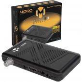 Magbox Natural Full Hd + Usb Mini Hd Uydu Alıcısı Tkgsli + Youtubelu (3041)