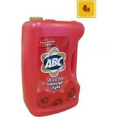 Abc Çamaşır Yumuşatıcı Kamelya Aşkı 5 Lt (X4)