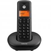 Motorola E 201 Handsfree Dect Telsiz Telefon
