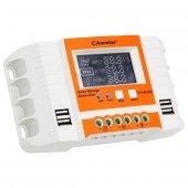 Amistar Gfk 2012 12v 24v 20ah Digital Otomatik Solar Şarj Regülatörü