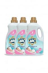 Sıvı Hipoalerjenik Bebek Deterjanı 2700 ml 45x3 ABCB3