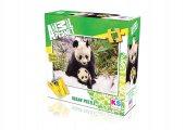 Ks Puzzle 100 Parça Panda Mother