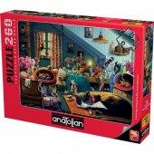 Anatolian Puzzle260 Pcsoyun Odası Kitten Play...