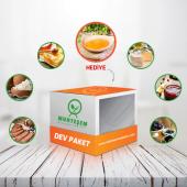 Kahvaltılık Dev Paket + 250gr Süzme Bal...