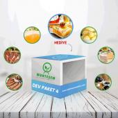Kahvaltılık Dev Paket 4 + 250gr Petek Bal...