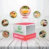 Kahvaltılık Mini Paket + 250gr Süzme Bal...