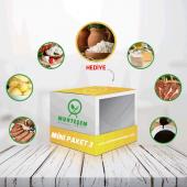 Kahvaltılık Mini Paket 3 + 250gr Küp Peyniri...