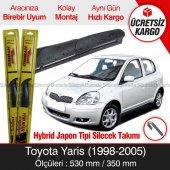 Toyota Yaris Silecek Takımı (1998-2005) İnwells Hybrid Hibrit