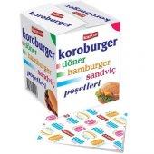 Koroplast Koroburger Poşet 2.000 Adet