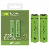Gp 2700 R6 Kalem Pil 2li Bls Paket Recyko Yeşil