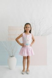 Frozen Kız Çocuk Elbise 15611