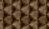 Elemantel 42010 2 3d Gerçekçi Derinlikli Küp Duvar Kağıdı