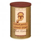 Kurukahveci Mehmet Efendi Türk Kahvesi Teneke...