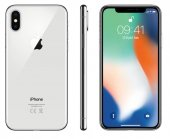 Apple İphone X 64 Gb Gümüş Cep Telefonu Teşhir