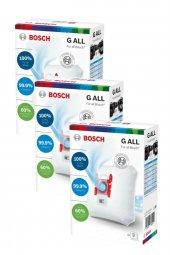 Bosch BSG 60000 - 69999 Süpürge Toz Torbası (3 Kutu)