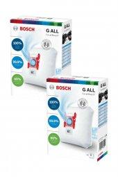 Bosch BGL 8334 ProSilence Süpürge Toz Torbası (2 Kutu)