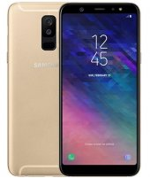 Samsung Galaxy A6 Plus 64gb Gold (İthalatçı Garantili Outlet Ürün)