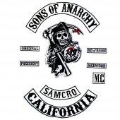 Sons Of Anarchy Arma Seti