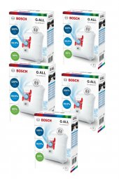 Bosch BGL 452101 Maxxx ProSilence Toz Torbası (5 Kutu)