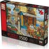 1500 Parça Ristorante Vecchia Urbino Puzzle