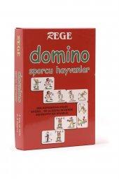 Rege Domino - Sporcu Hayvanlar /