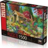 1500 Parça The Garden Shed Puzzle