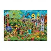 1500 Parça Summer Garden Puzzle